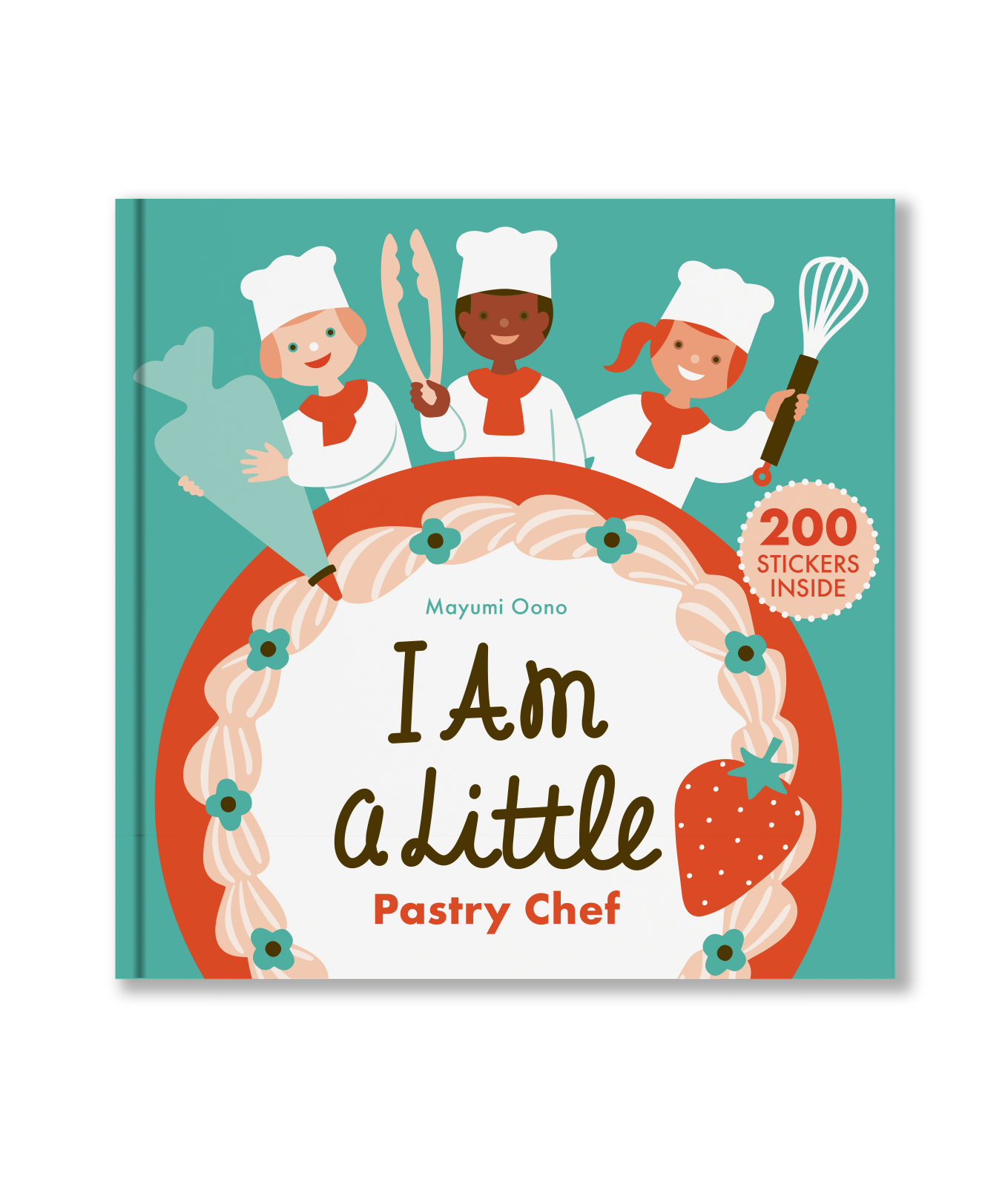 Little Professionals: I am a Little Pastry Chef