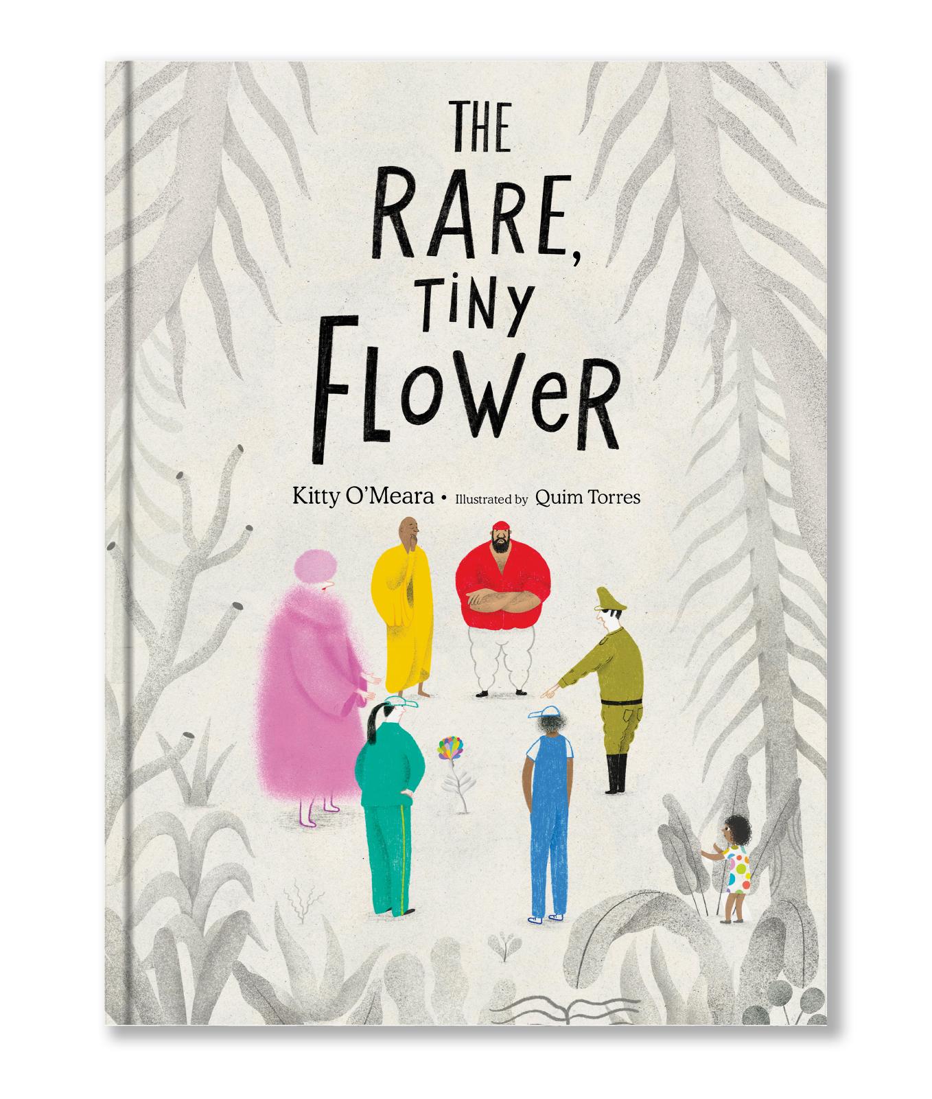 The Rare, Tiny Flower