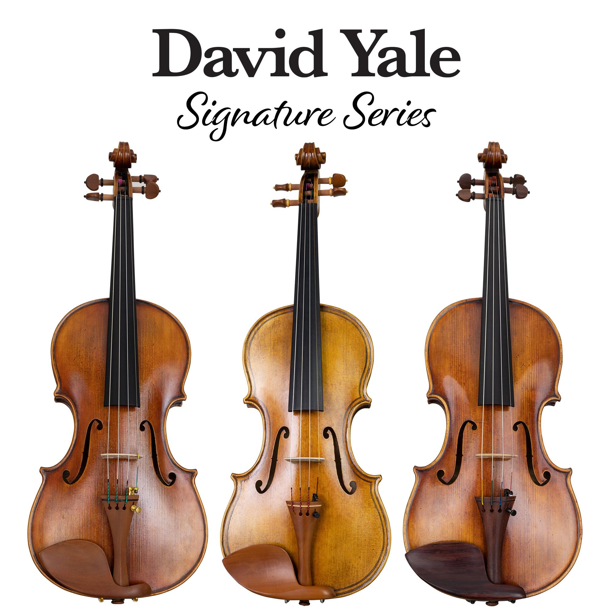 David Yale Violins of Brescia