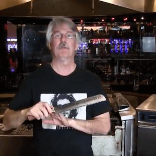 Chef David Buchanan