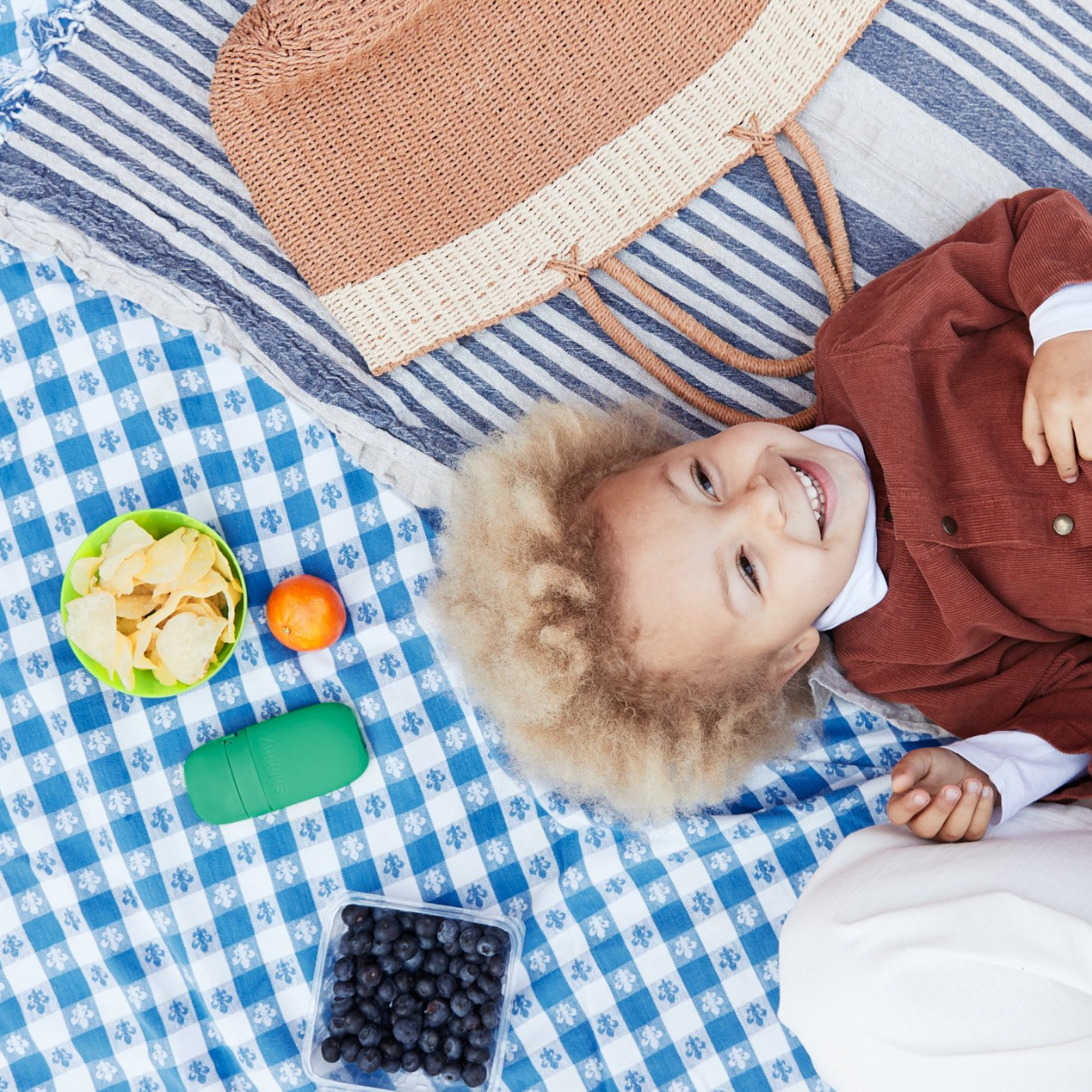 Shimmy Go is the perfect addition to any picnic