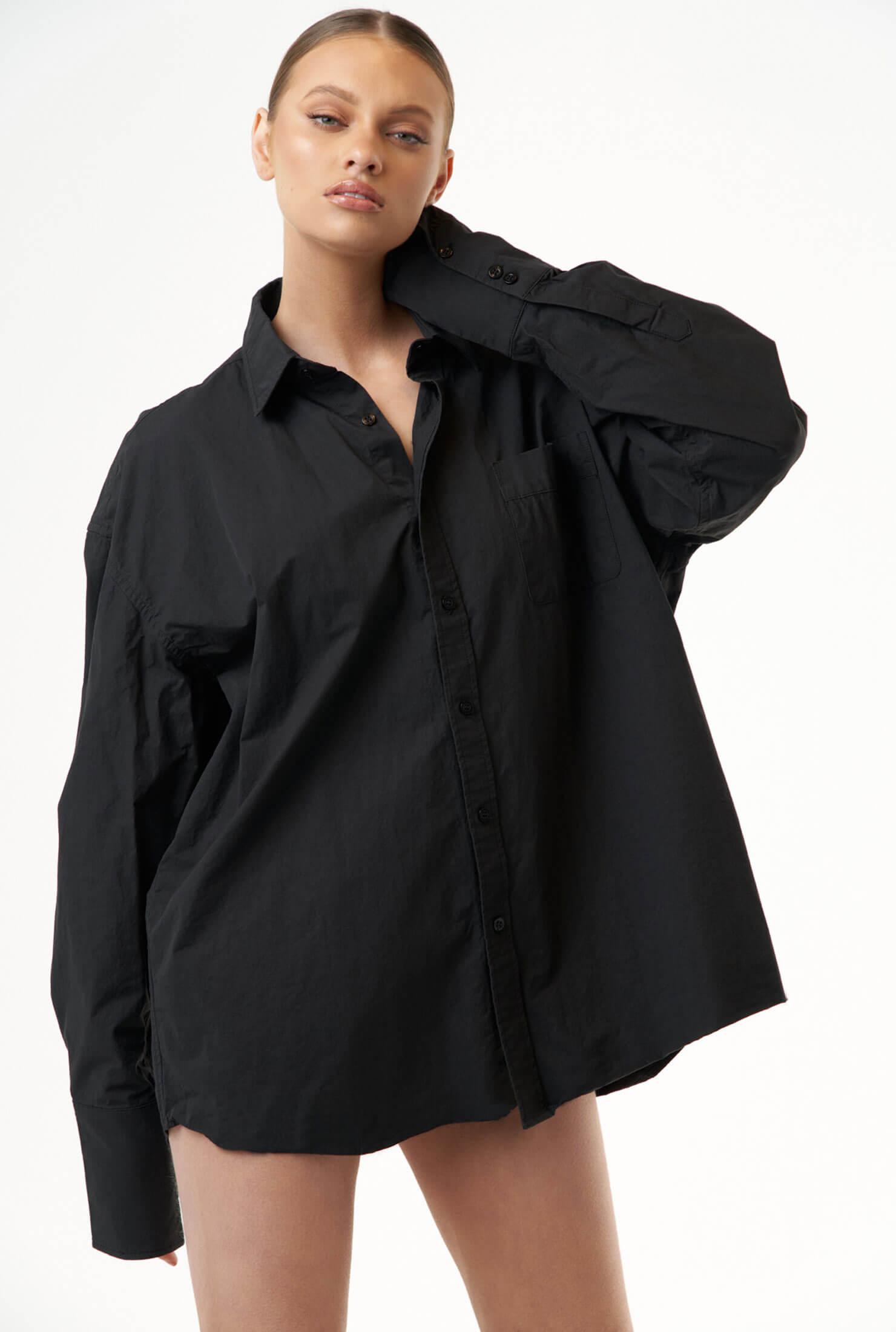 THE PRESLEY BLACK SHIRT