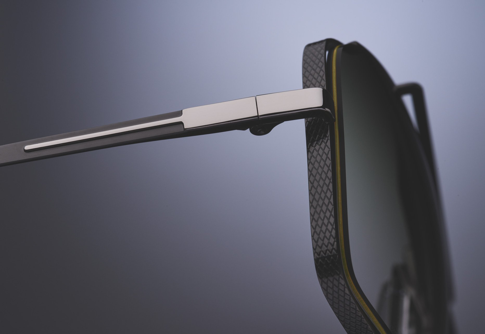 DITA MIDNIGHT SPECIAL TWO-TONE METAL PLATING