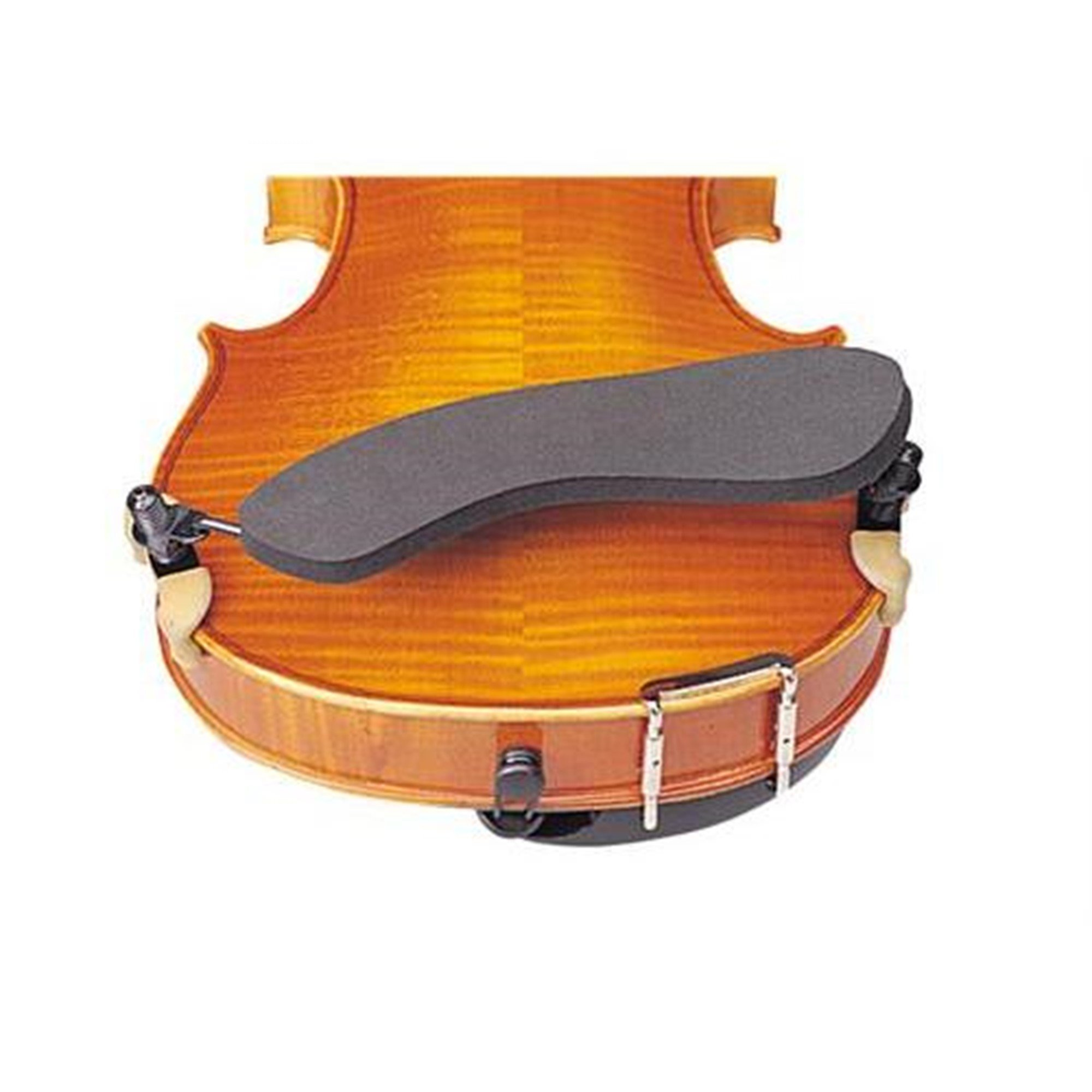Wolf Forte Secondo Viola Shoulder Rest in action