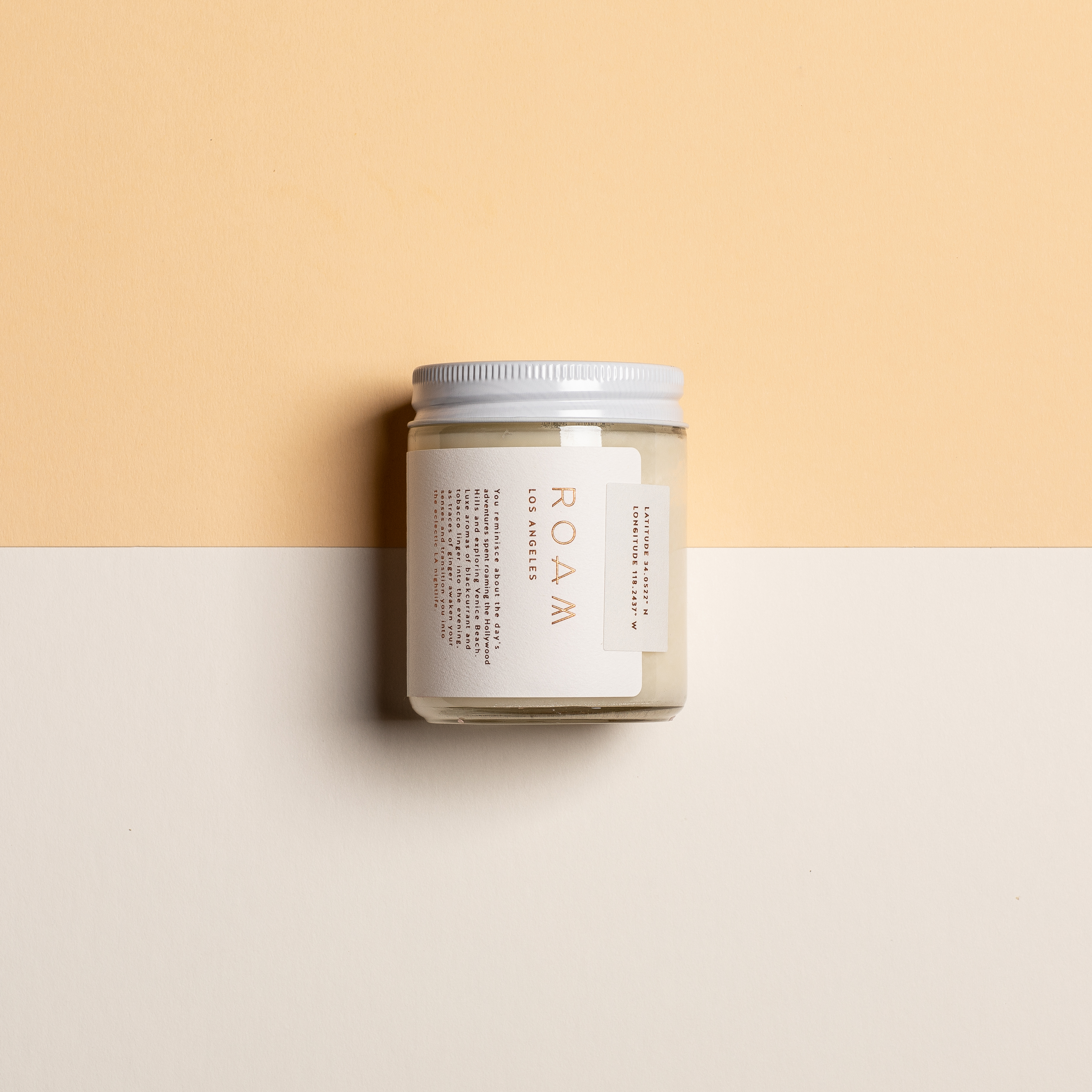 Los Angeles Candle First Edition ROAM Wholesale