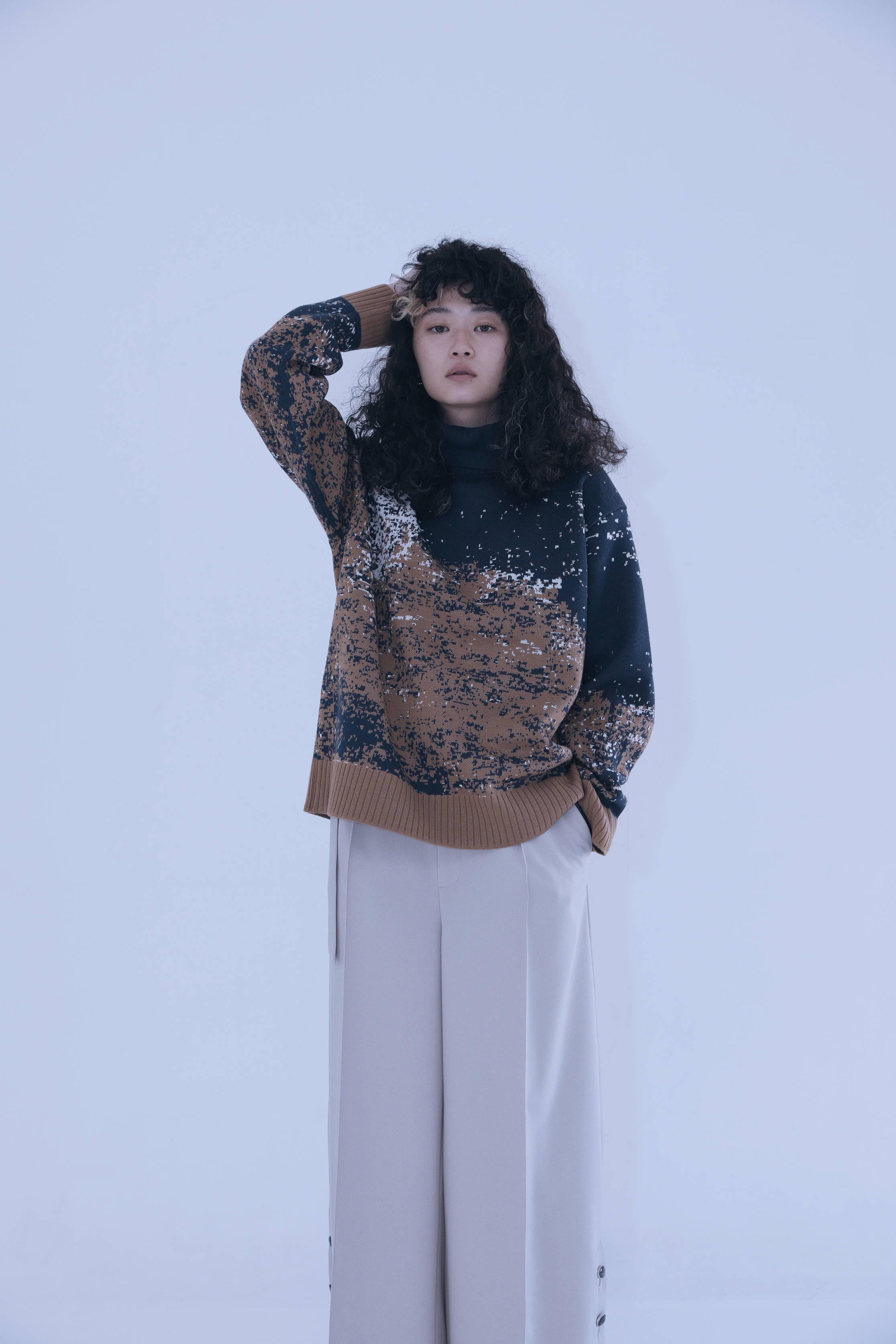 ray of light knit sweater