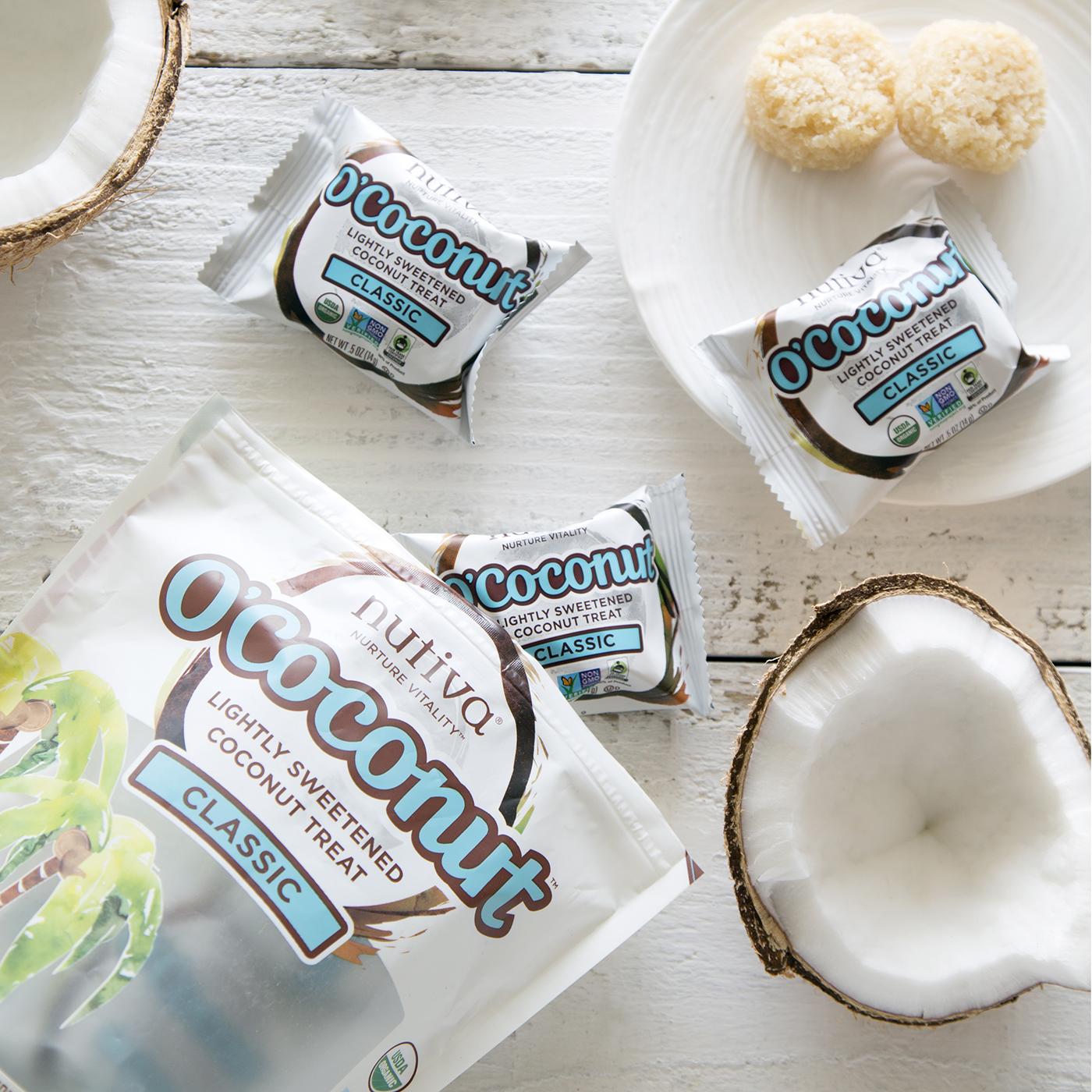 Organic O'Coconut Lifestyle Image