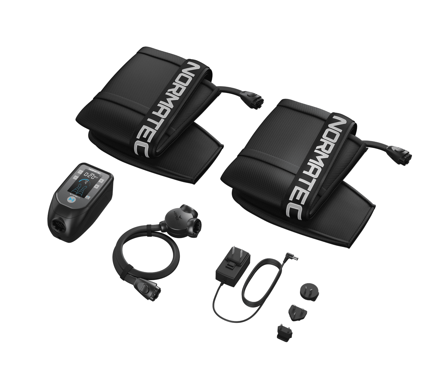 included with Normatec 2.0 Leg