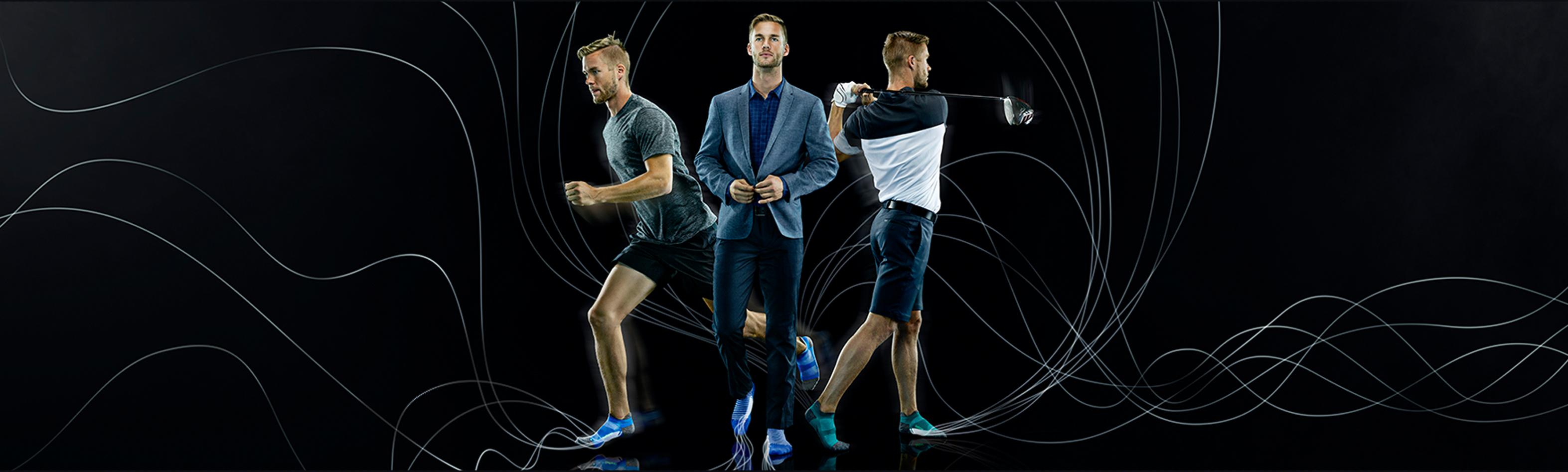 Men's Elite Running Socks