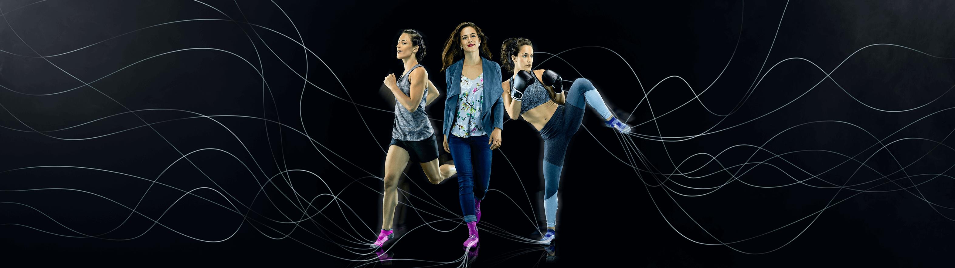 Women's Elite Running Socks