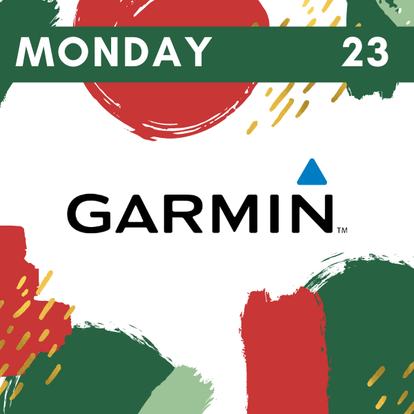 Monday Garmin Sale