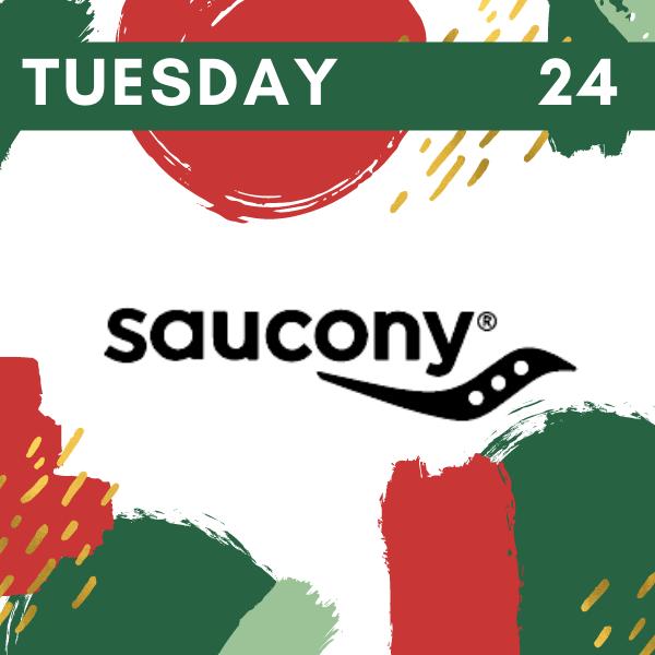 Thanksgiving Week Saucony Sale