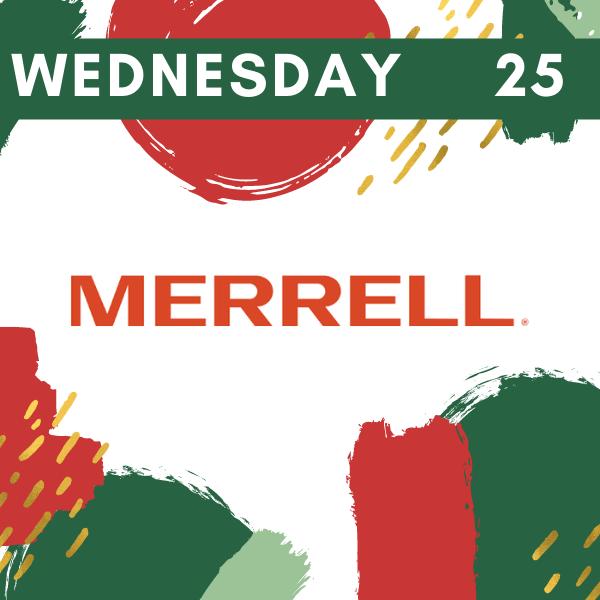 Thanksgiving Week Sale - Merrell