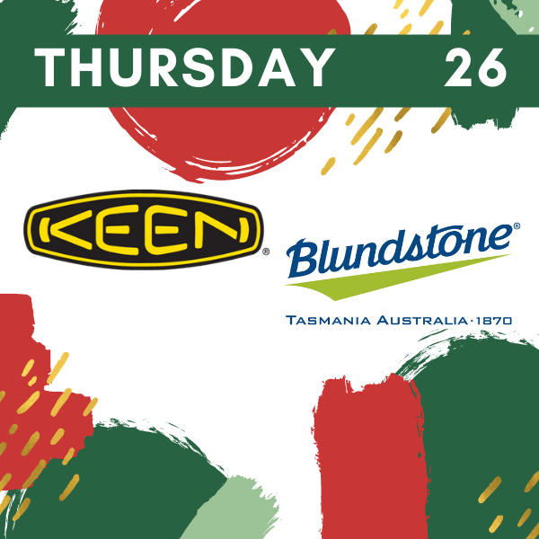 Thursday Keen and Blundstone