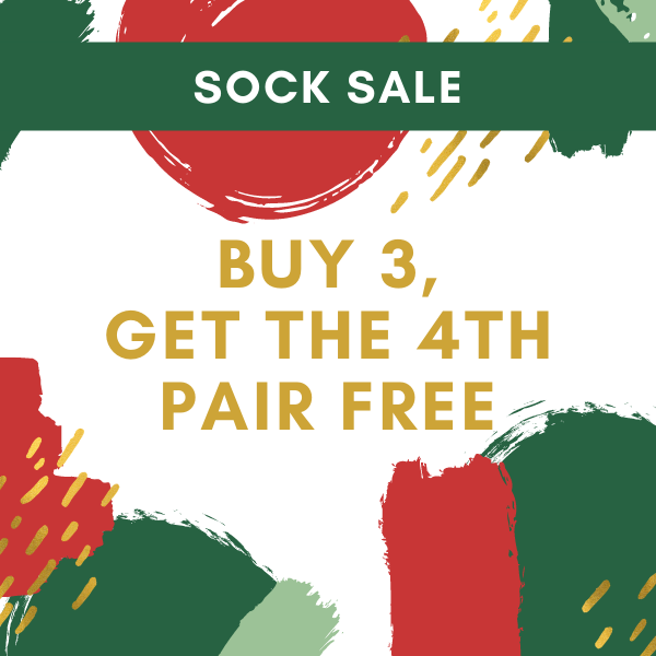 Buy 3, Get The 4th Pair Free