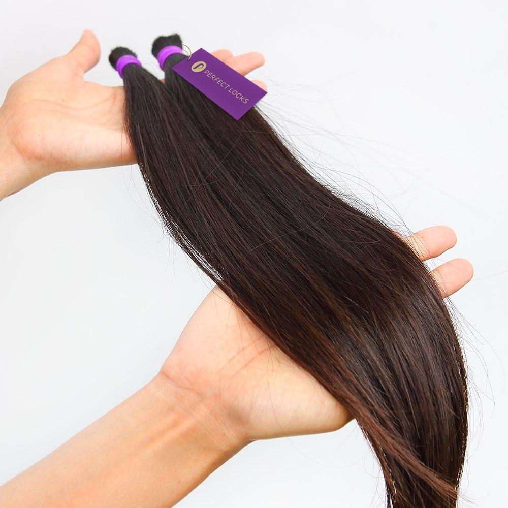 bulk hair extensions for braiding