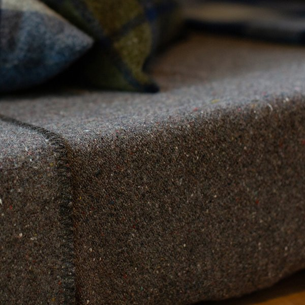 image of Utility Wool Bed Blanket