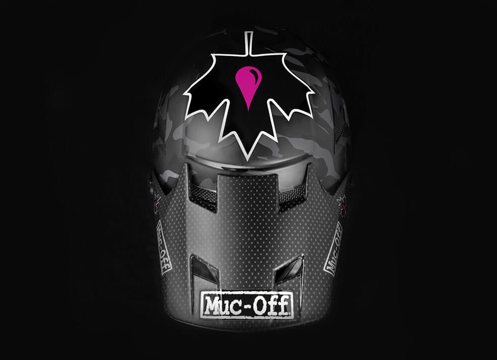 Reece Wallace - Custom Helmet Image 4