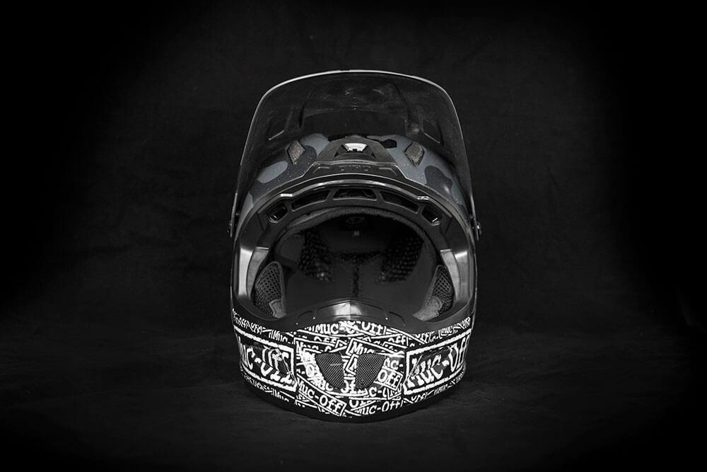 Reed Boggs - Custom Helmet Image 1
