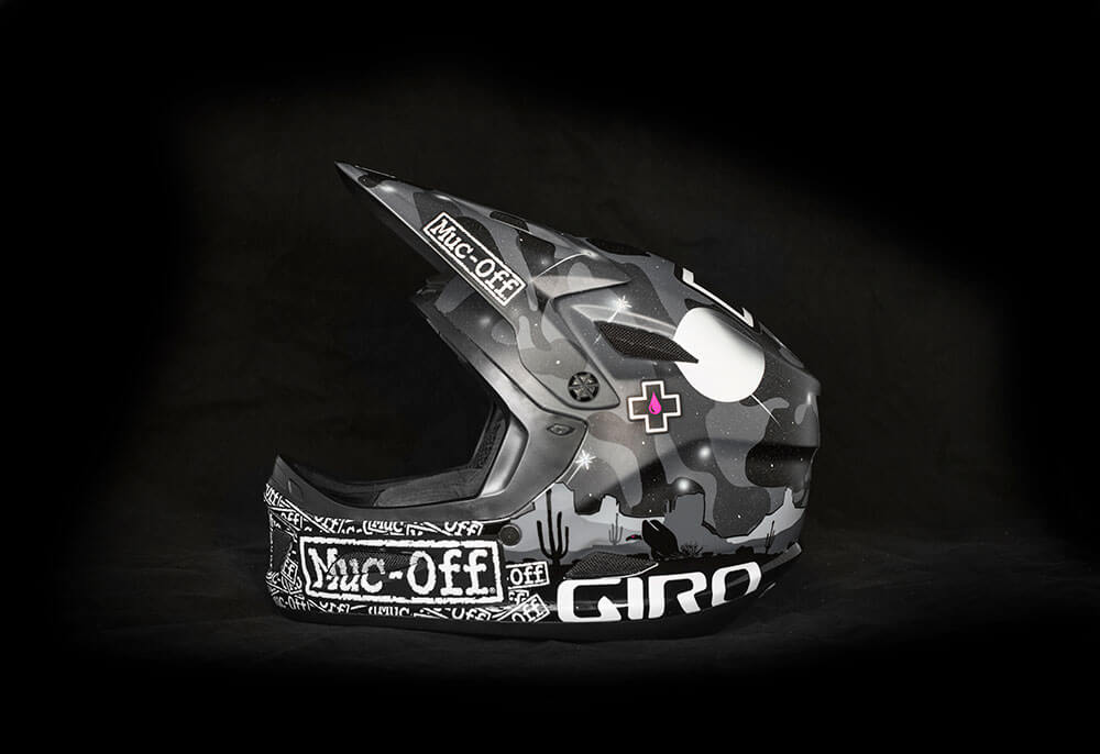 Reed Boggs - Custom Helmet Image 3