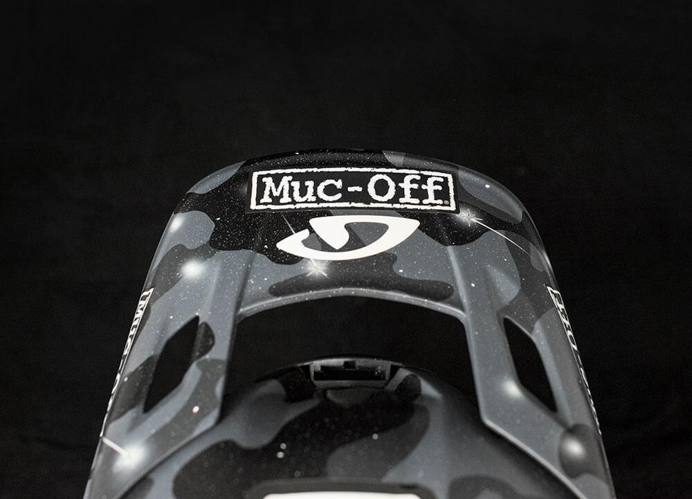 Reed Boggs - Custom Helmet Image 4