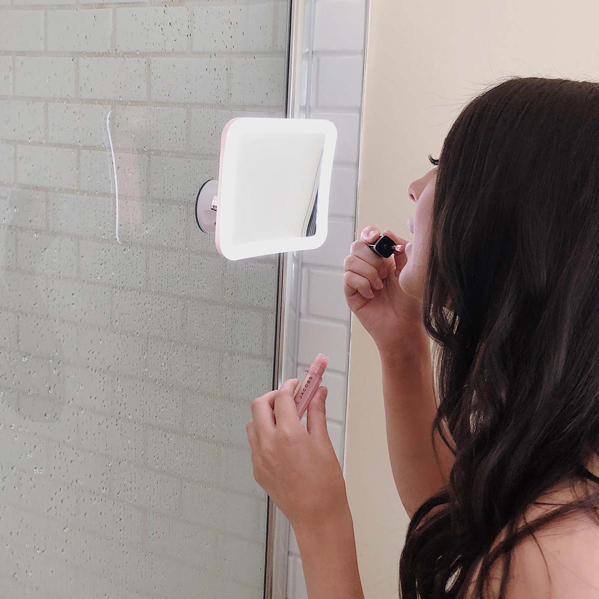 Mira 2 10X magnifying mirror never lets you miss a single detail again.