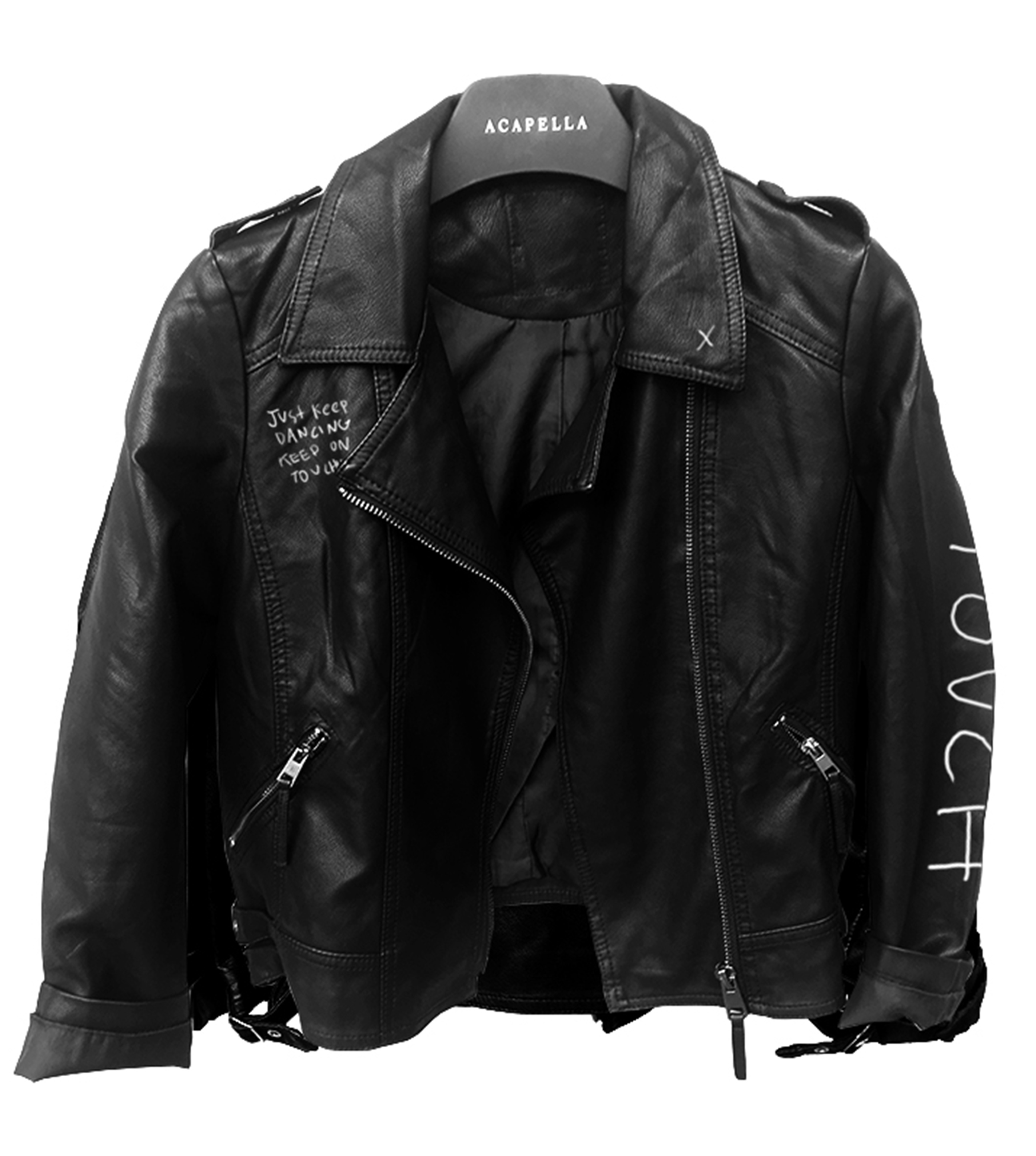 Touch Leather Jacket