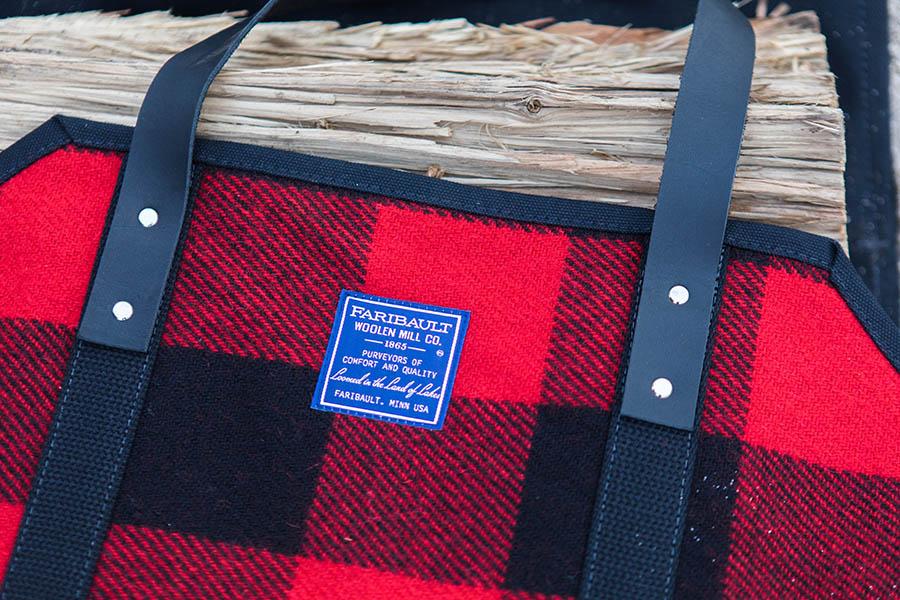 image of Wool Log Carrier