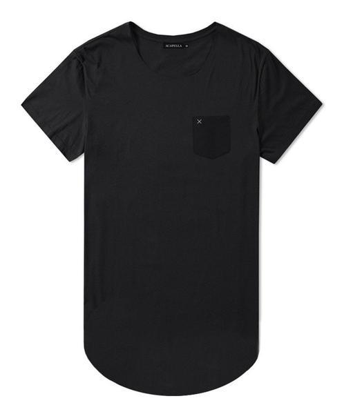 Black X Pocket T