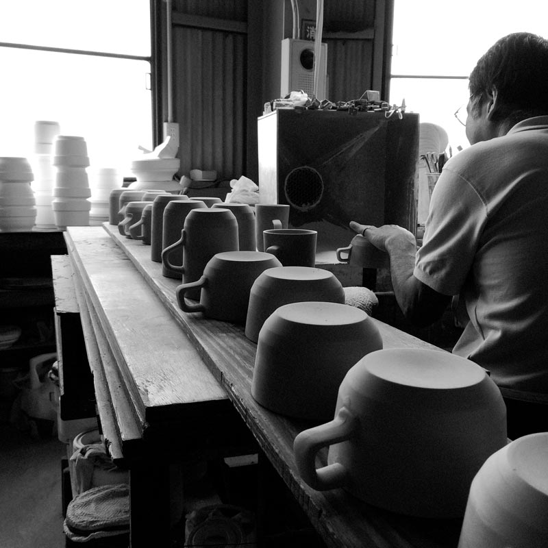 KINTO CERAMIC LAB BORN IN HASAMI