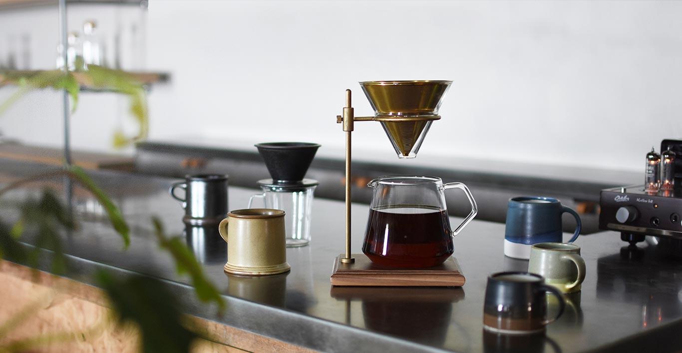 KINTO SLOW COFFEE STYLE SPECIALTYFULL WIDTH SLIDE 3