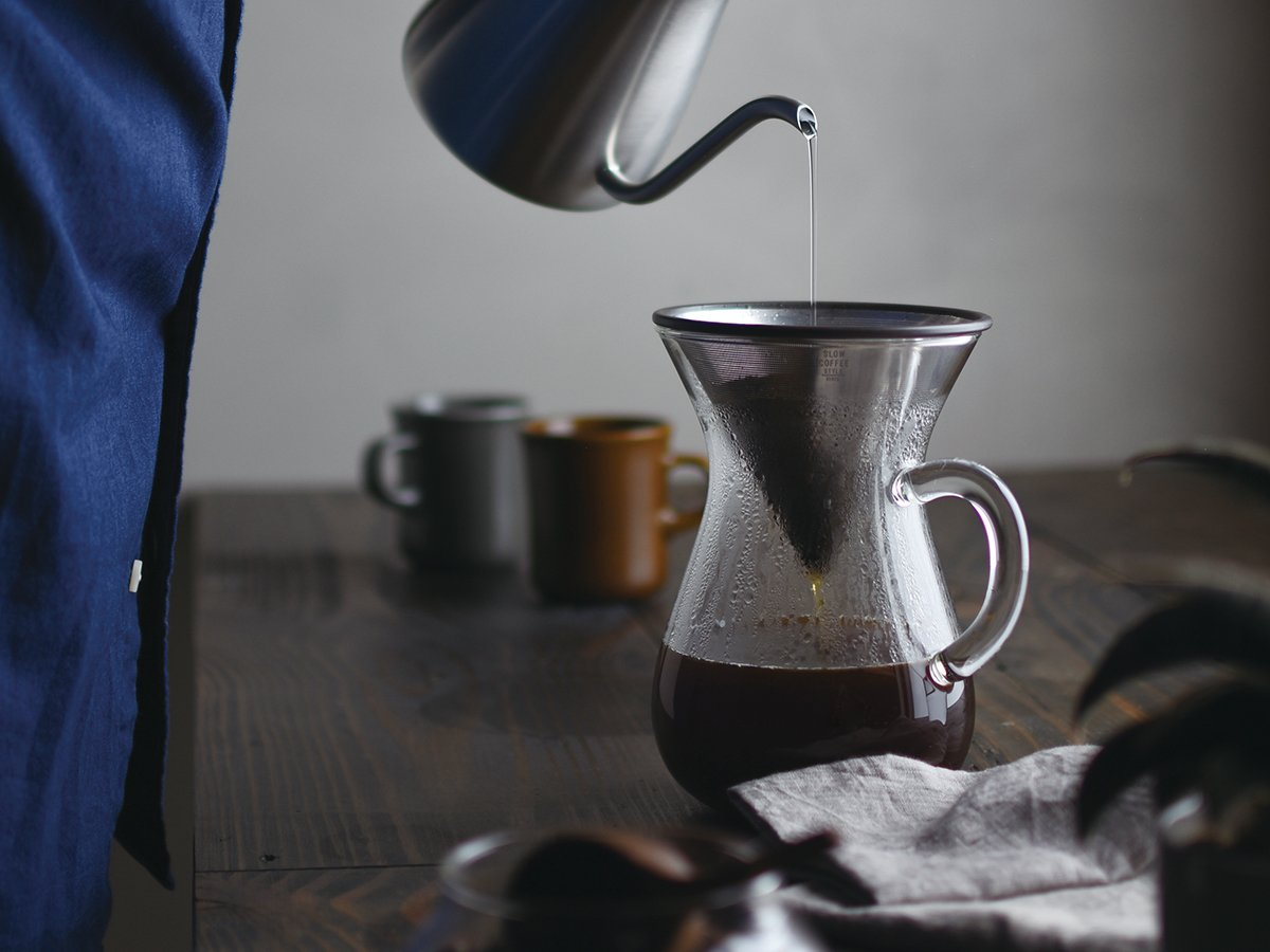 KINTO SLOW COFFEE MAIN BANNER