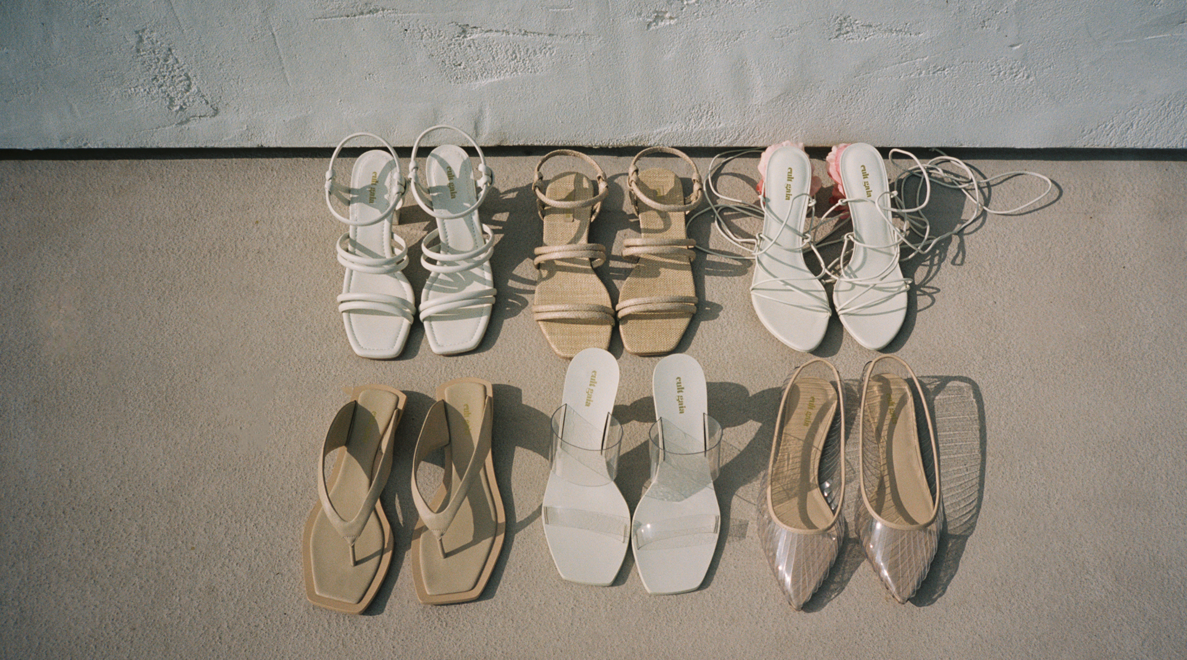 Summer '21—Shoes
