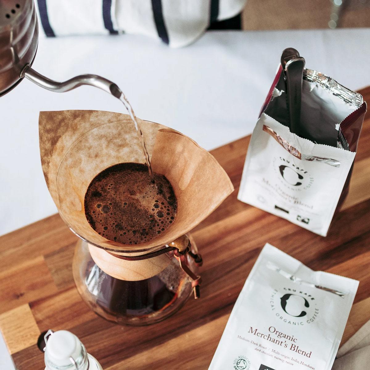 Wholebean & Ground Coffee
