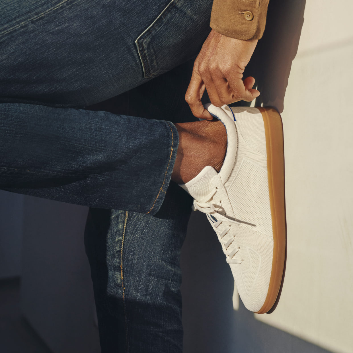 SHOP NEW - THE RS01 SNEAKER