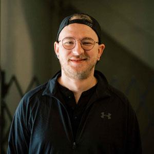 Photo of Stix team member Sam Keithley
