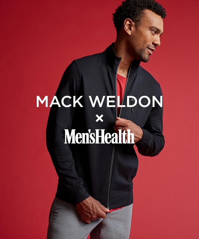 Mack Weldon x Men's Health