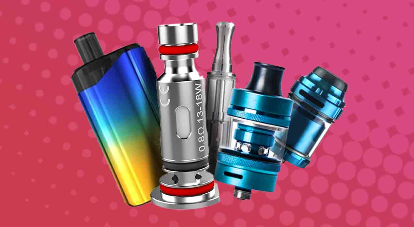 Best vape kits with removable coils.
