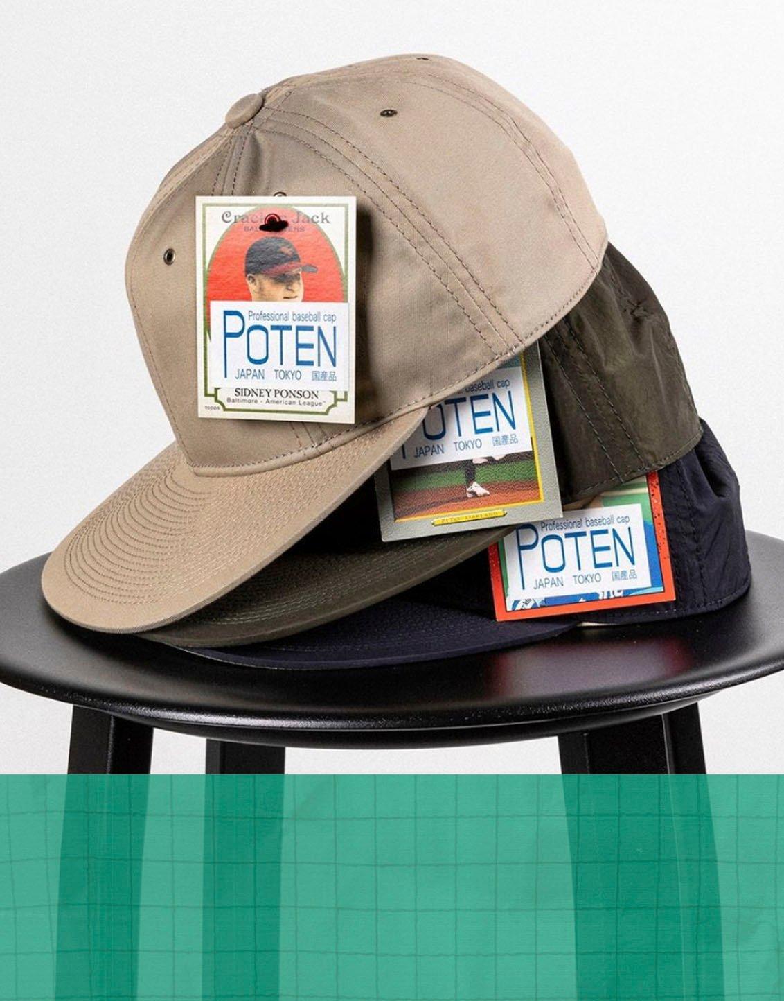 Poten Baseball Caps Sale