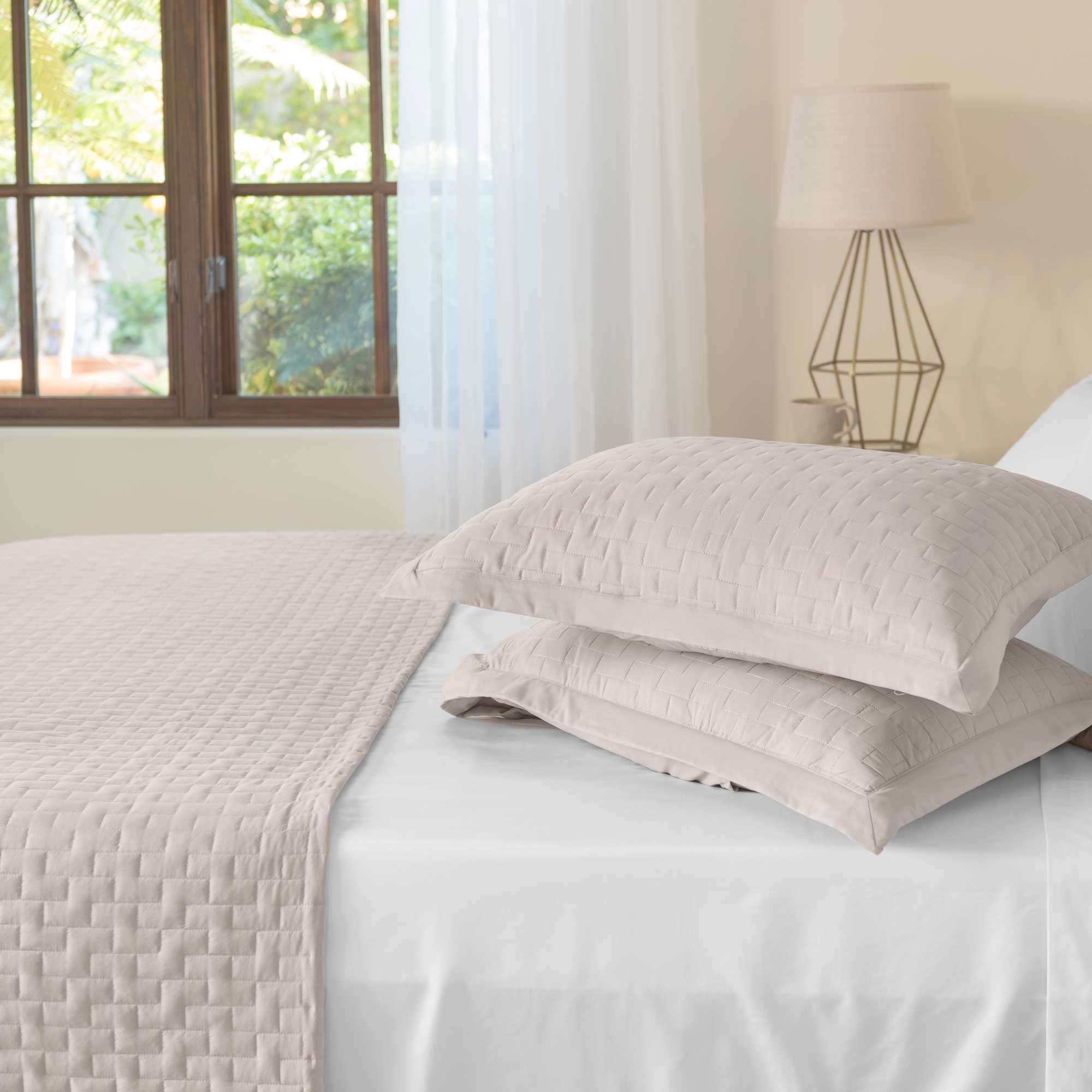 Madison Quilted Sham