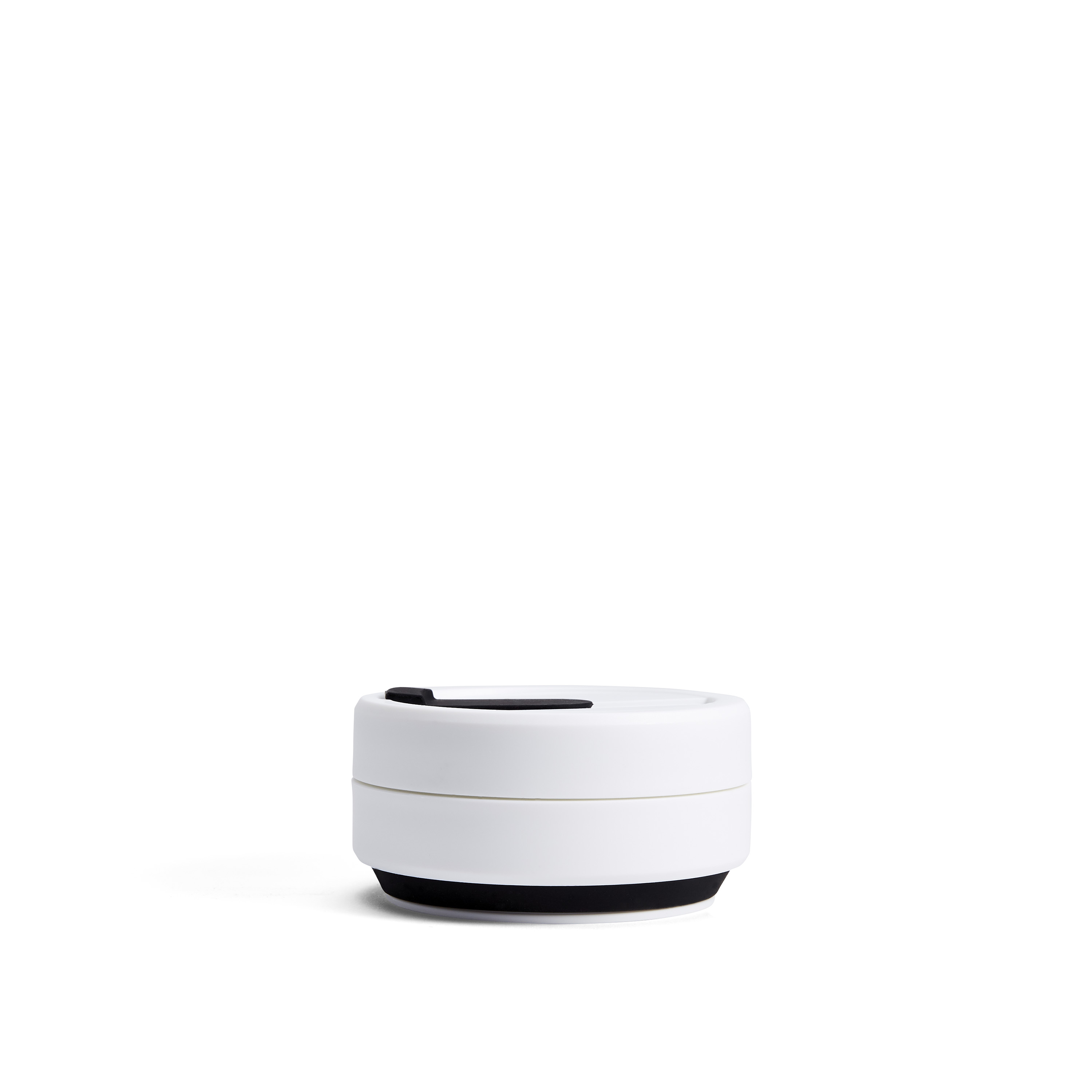 stojo pocket cup - classic collection (black)