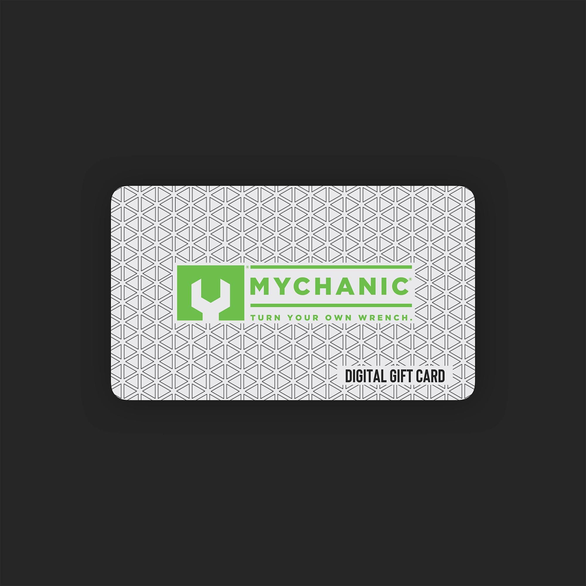 MYCHANIC Gift Card