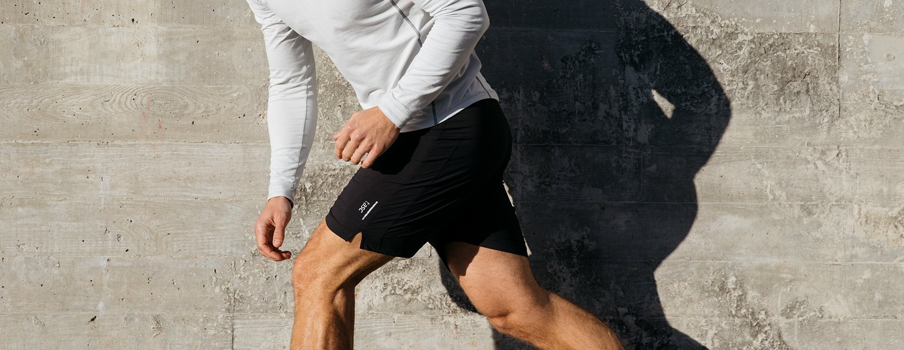 Men's Air Flow Running Short Collection - tasc Performance