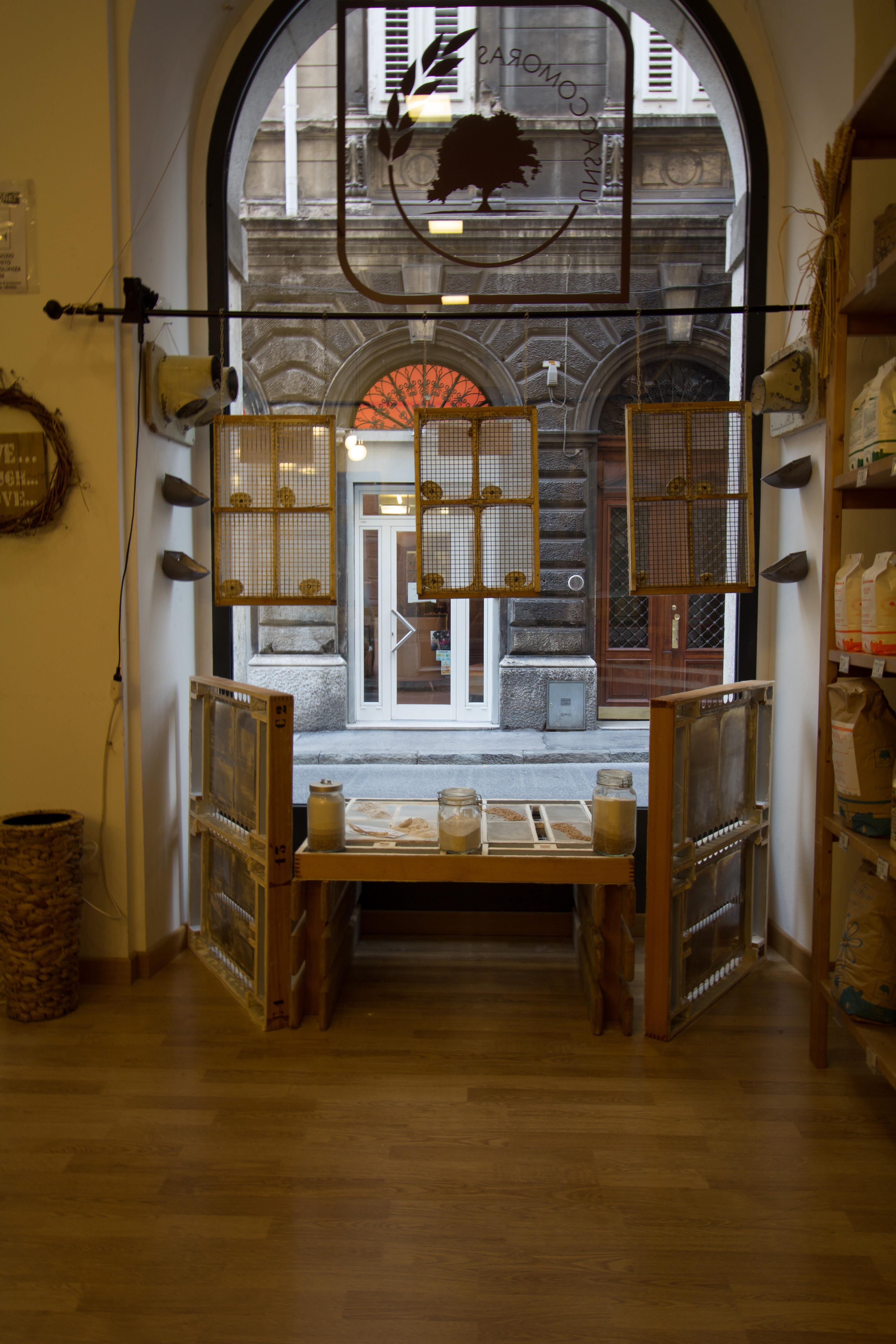 negozio UnSaccoMoras