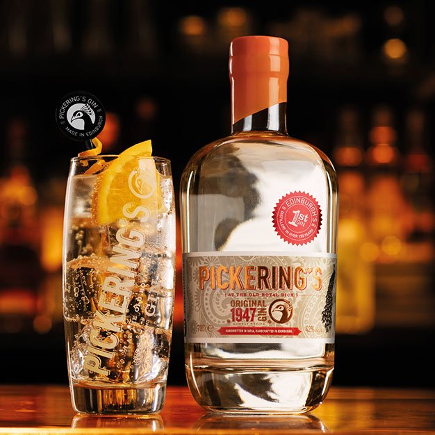 More About Our 1947 Gin