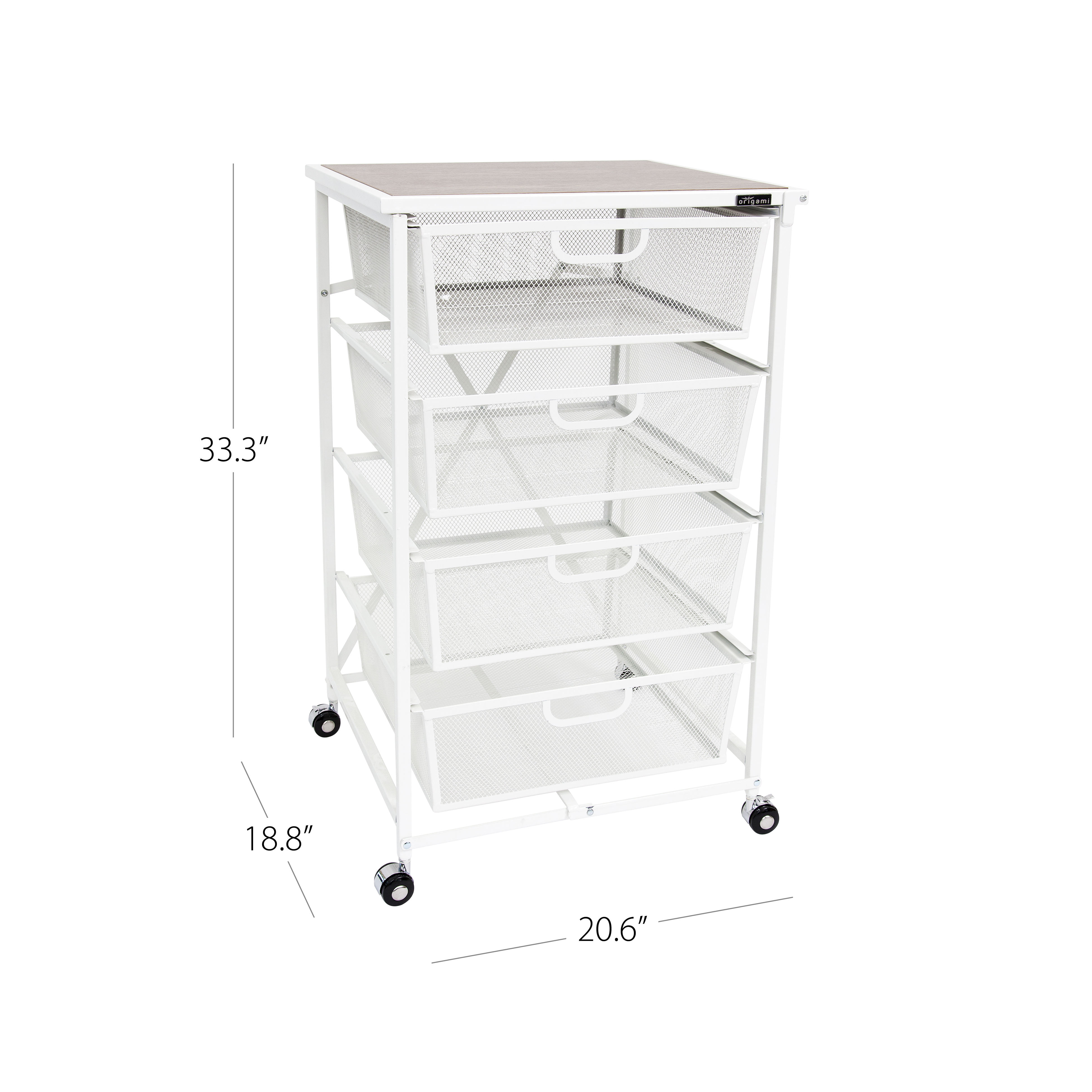 organizer drawer to our clearly clutter inside allowing with space handy color you transparent storage see drawers s your what is cart coded each pin de