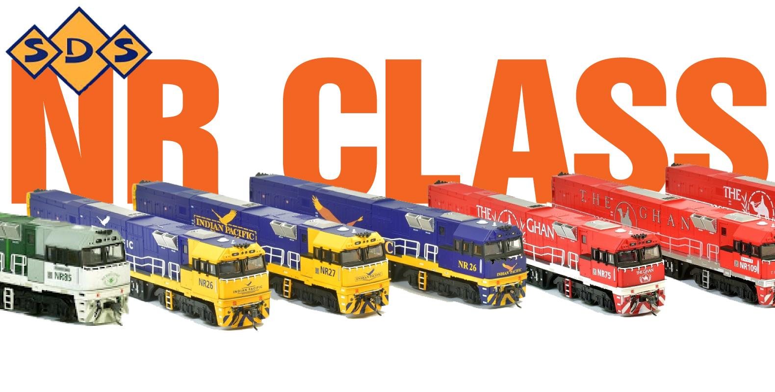 SDS NR Class
