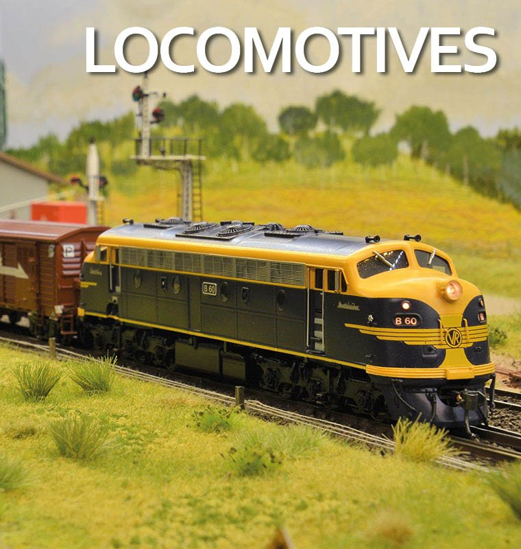 Model Trains – Metro Hobbies