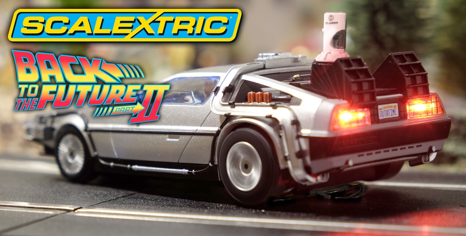scalextric back to the future 2 10.22.20