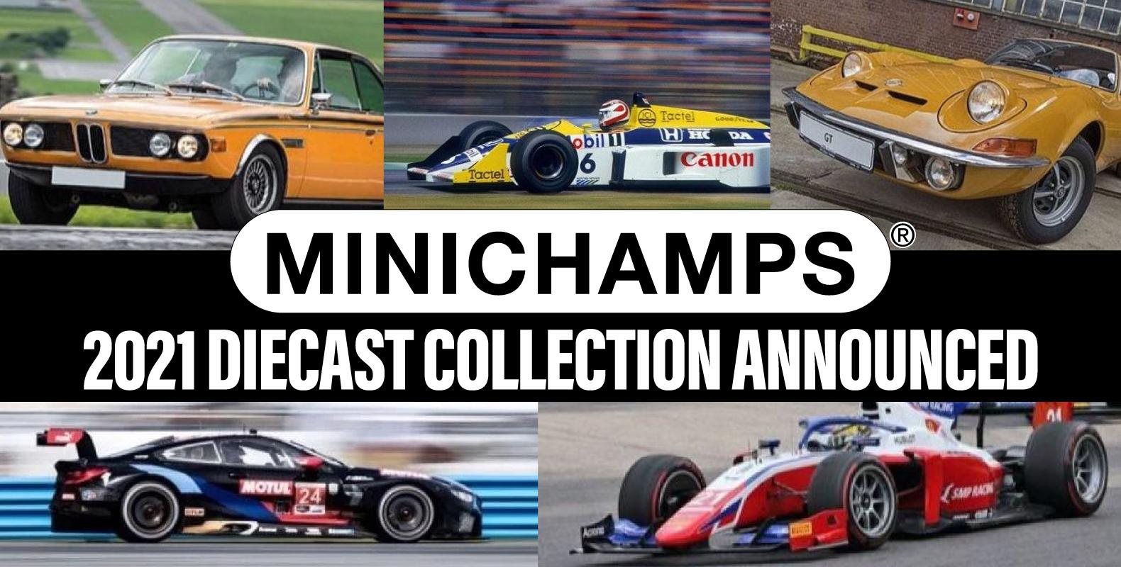 minichamps 2021 collection 03.19.21